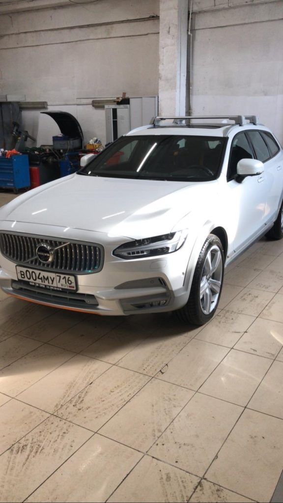 Volvo V90 Ocean Race Edition